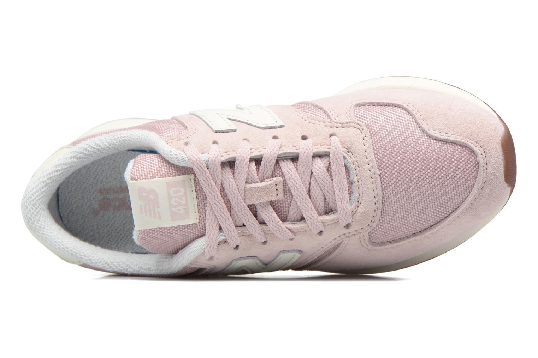 Sneakers New Balance WRL420 Roze links