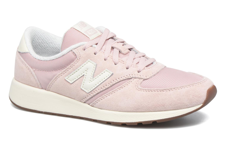 Sneakers New Balance WRL420 Roze detail