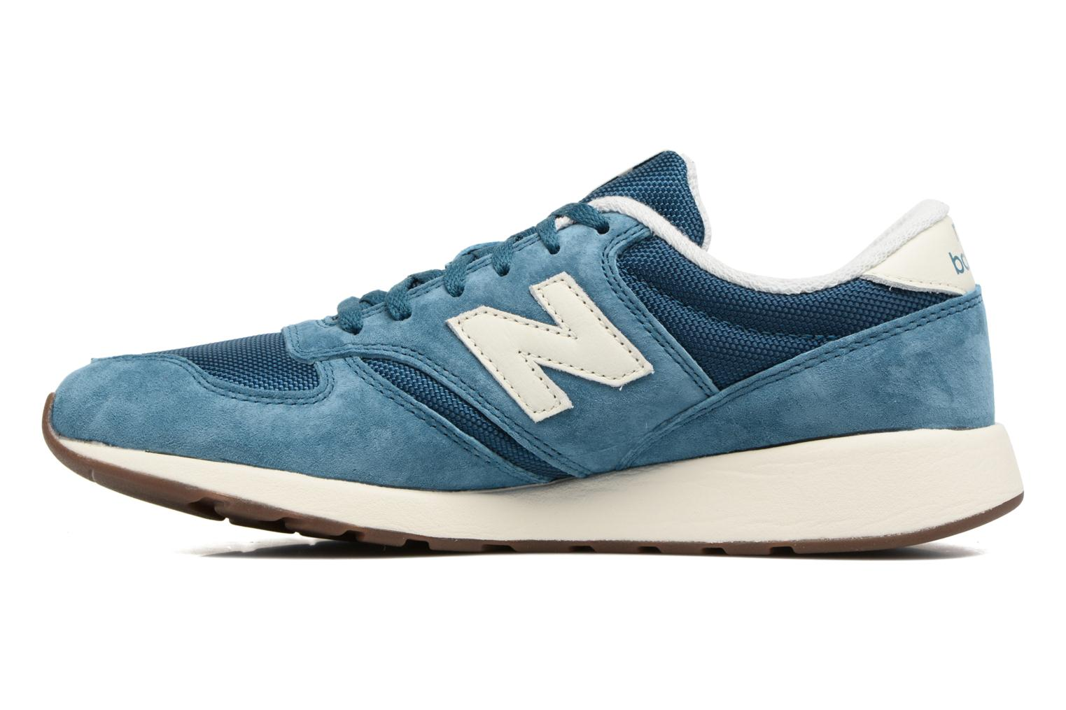 Trainers New Balance WRL420 Blue front view