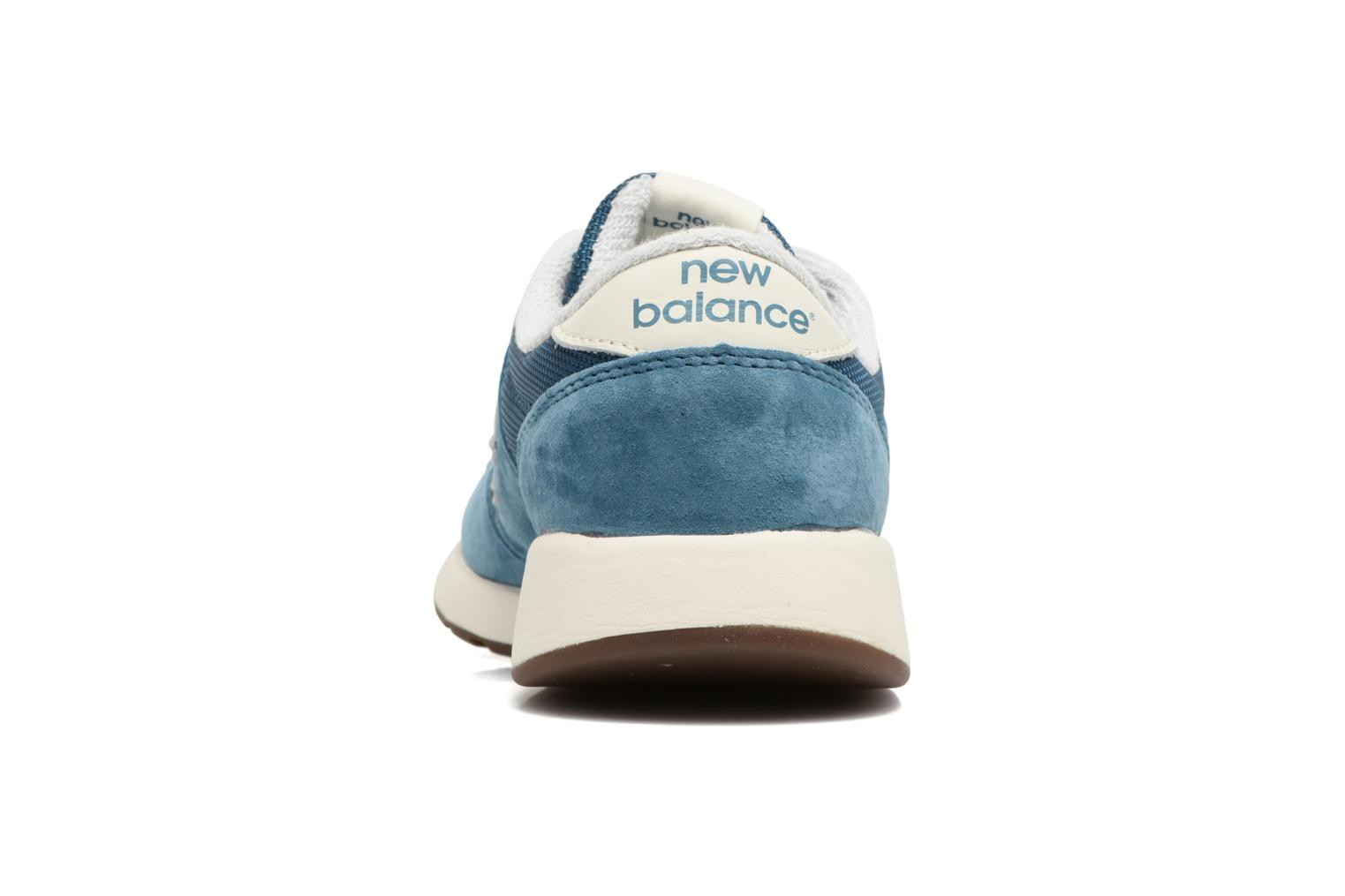 Trainers New Balance WRL420 Blue view from the right