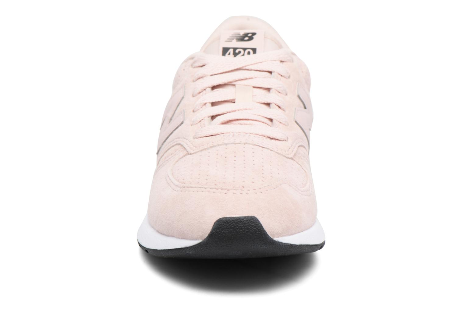 Trainers New Balance MRL420 W Pink model view