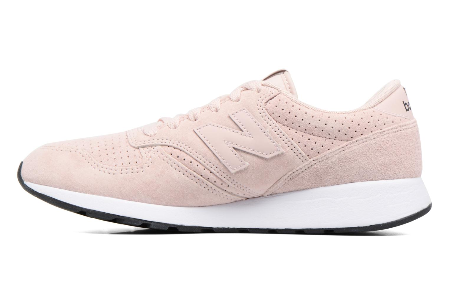 Trainers New Balance MRL420 W Pink front view
