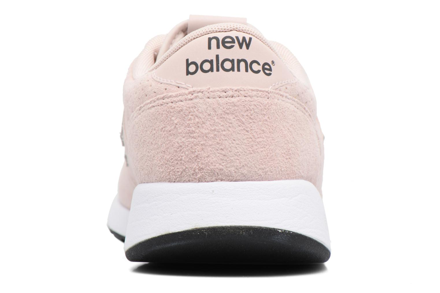 Trainers New Balance MRL420 W Pink view from the right