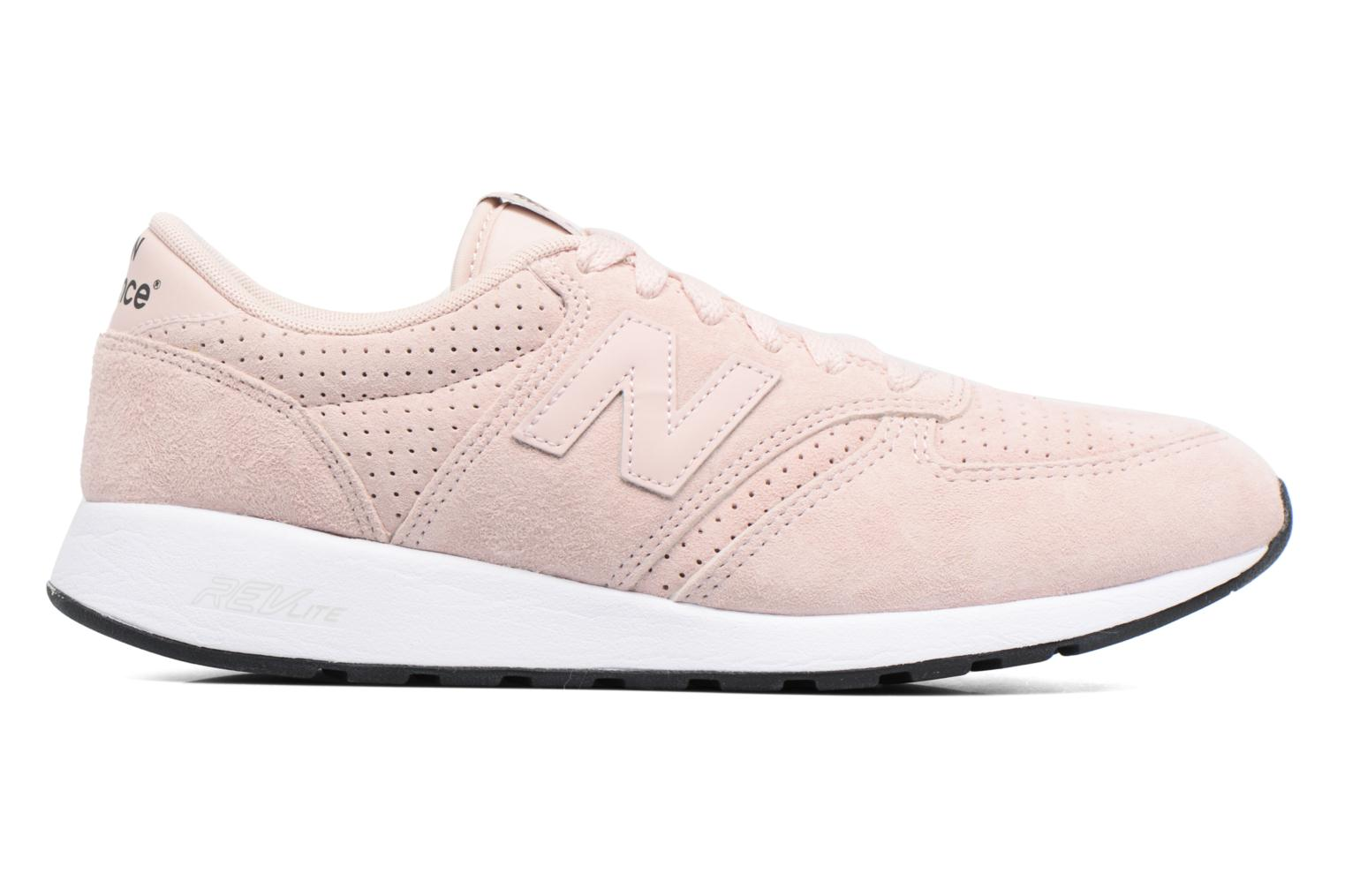 Trainers New Balance MRL420 W Pink back view