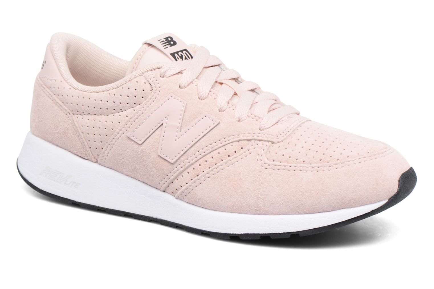Trainers New Balance MRL420 W Pink detailed view/ Pair view