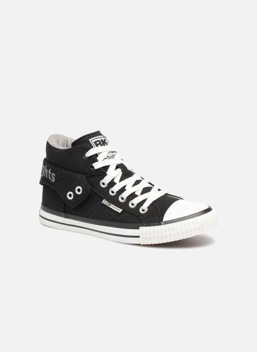 539295d8c3c1 Sneakers British Knights Roco Sort detaljeret billede af skoene