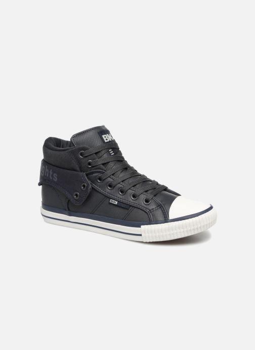 Sneaker British Knights Roco blau detaillierte ansicht/modell