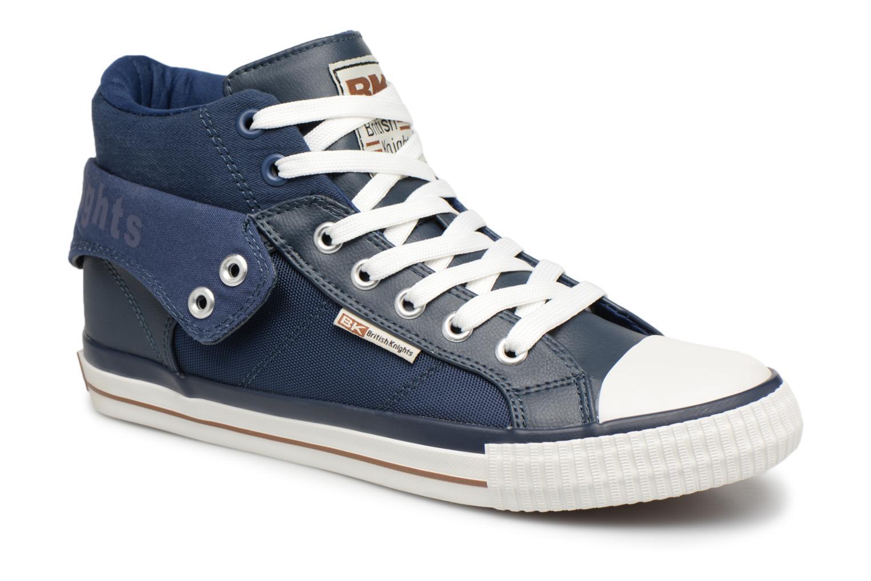 British Knights Roco (Bleu) - Baskets en Más cómodo Chaussures casual sauvages