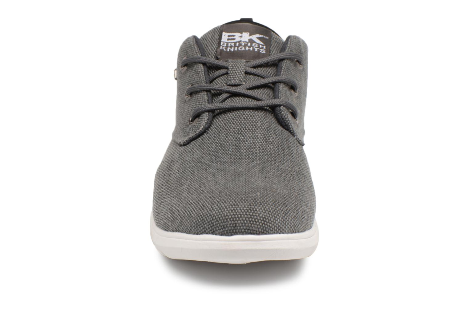 Trainers British Knights Calix Grey model view