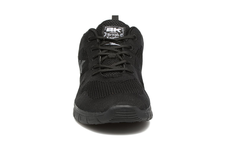 Baskets British Knights Energy Noir vue portées chaussures
