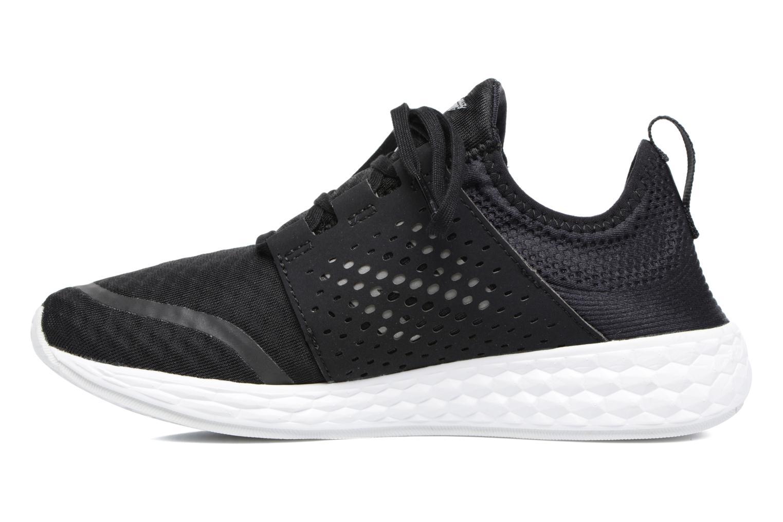 Chaussures de sport New Balance WCRUZ Noir vue face