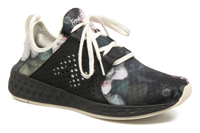 New Balance WCRUZ (Noir) - Chaussures de sport en Más cómodo Chaussures casual sauvages