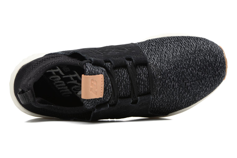 Chaussures de sport New Balance WCRUZ Noir vue gauche