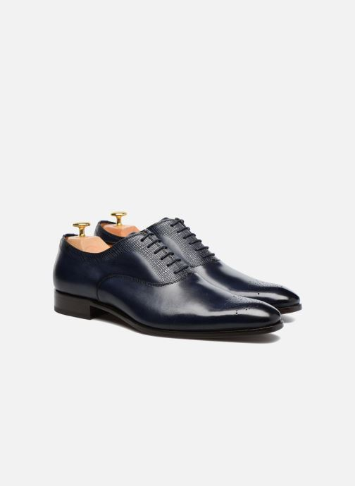 Lace-up shoes Marvin&Co Luxe Perfan - Cousu Blake Blue 3/4 view