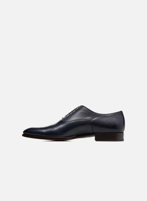 Zapatos con cordones Marvin&Co Luxe Perfan - Cousu Blake Azul vista de frente