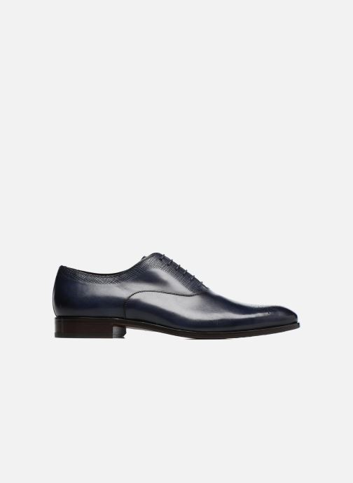 Chaussures à lacets Marvin&Co Luxe Perfan - Cousu Blake Bleu vue derrière