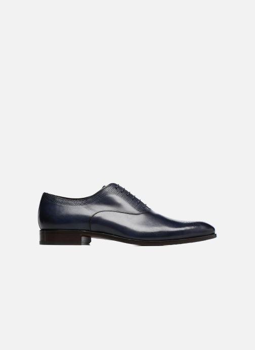 Zapatos con cordones Marvin&Co Luxe Perfan - Cousu Blake Azul vistra trasera