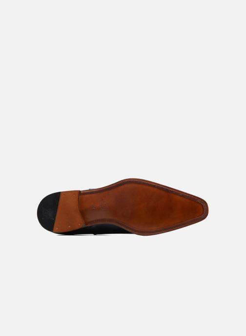 Zapatos con cordones Marvin&Co Luxe Perfan - Cousu Blake Azul vista de arriba