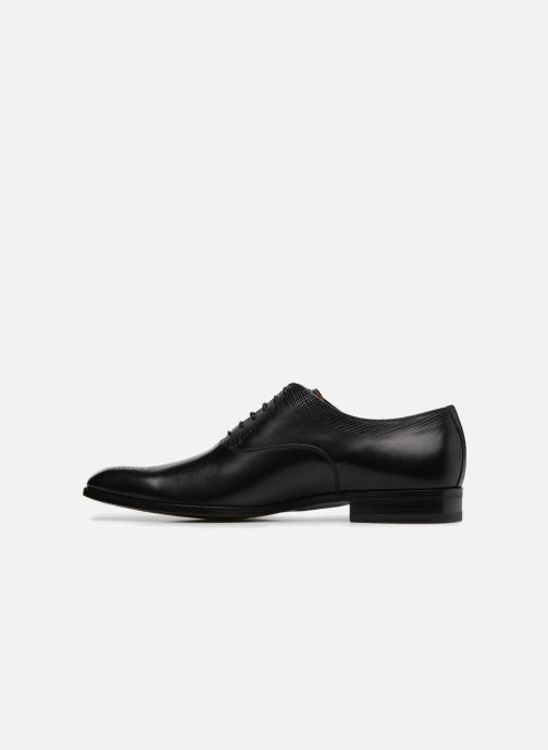 Lace-up shoes Marvin&Co Luxe Perfan - Cousu Blake Black front view