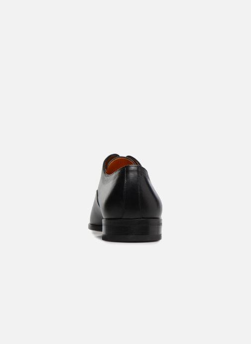 Scarpe con lacci Marvin&Co Luxe Perfan - Cousu Blake Nero immagine destra