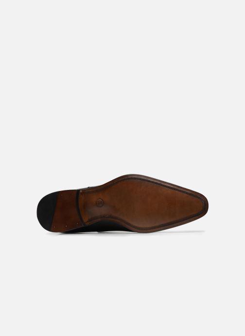 Chaussures à lacets Marvin&Co Luxe Perfan - Cousu Blake Noir vue haut