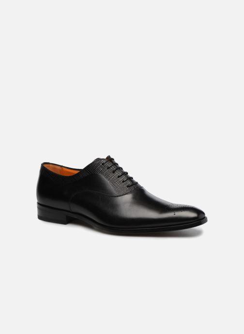 Chaussures à lacets Marvin&Co Luxe Perfan - Cousu Blake Noir vue détail/paire