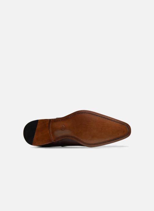 Schnürschuhe Marvin&Co Luxe Perfan - Cousu Blake braun ansicht von oben
