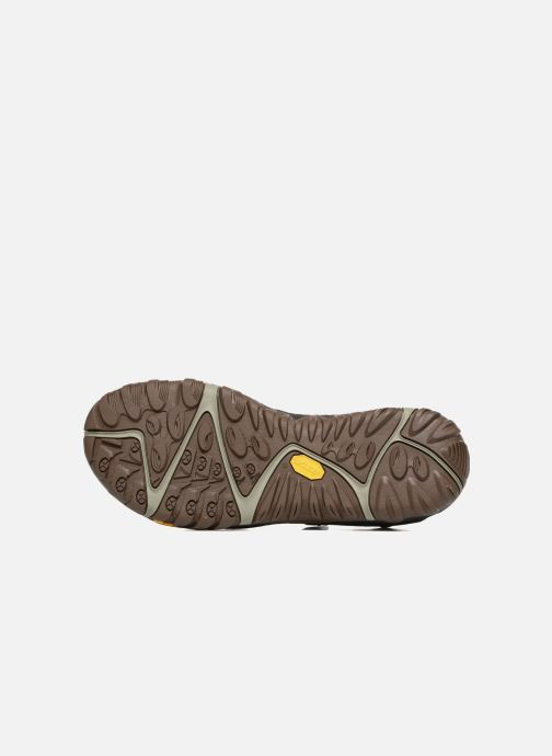 Sport shoes Merrell All Out Blaze Web Multicolor view from above