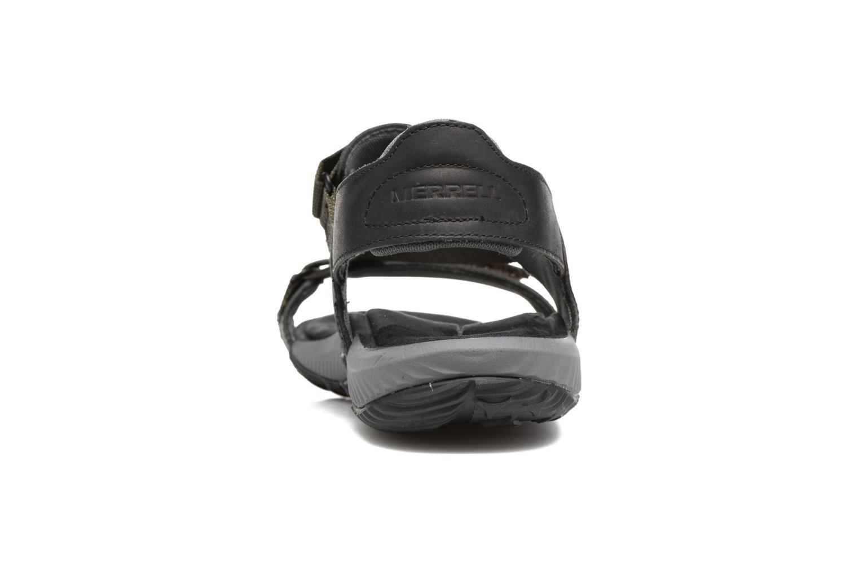 Chaussures de sport Merrell Terrant Strap Noir vue droite