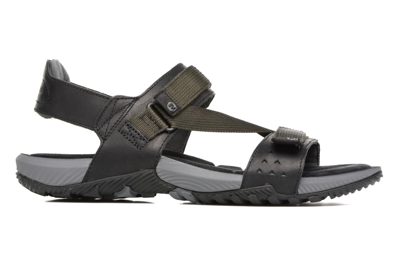Chaussures de sport Merrell Terrant Strap Noir vue derrière
