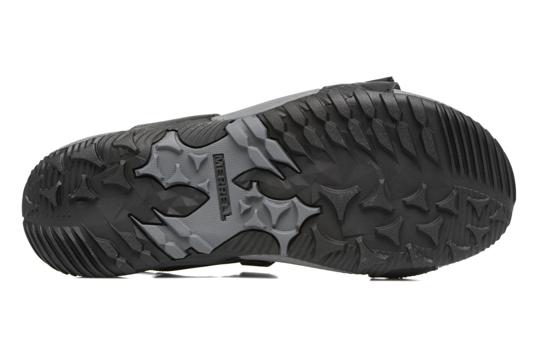 Chaussures de sport Merrell Terrant Strap Noir vue haut