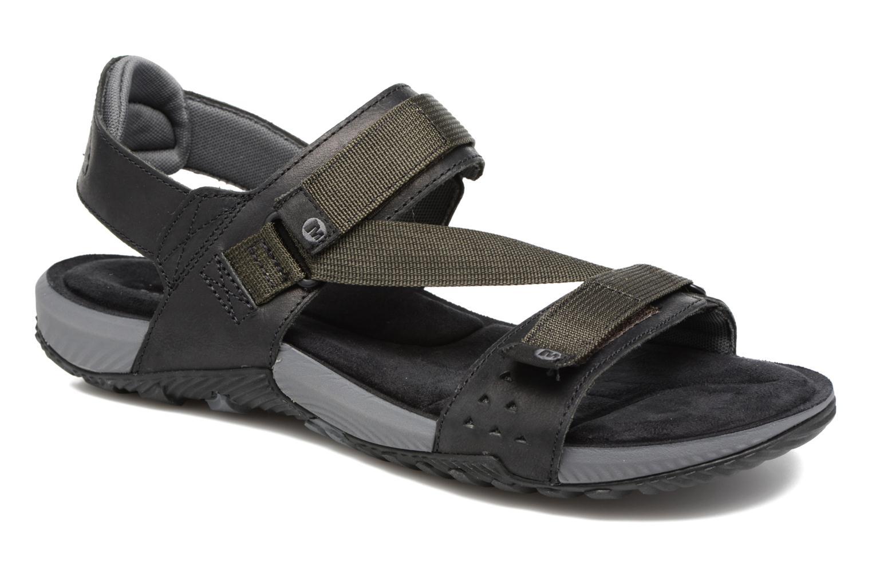 Chaussures de sport Merrell Terrant Strap Noir vue détail/paire