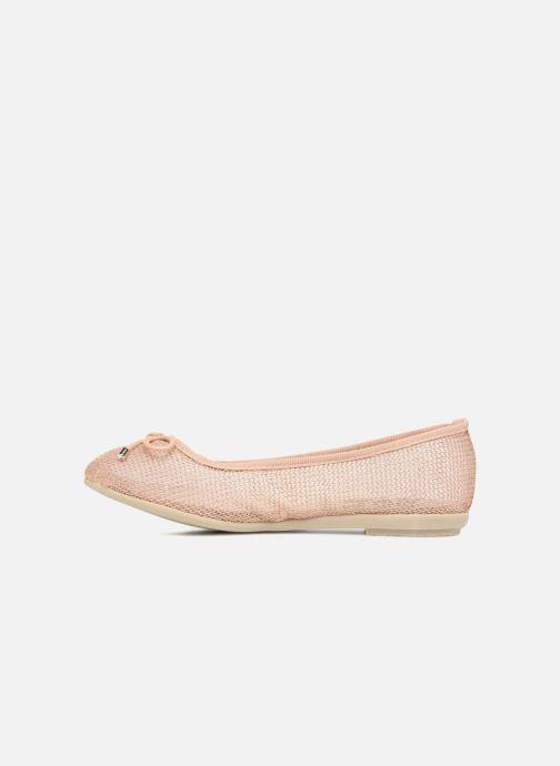 Ballerinas Refresh Jala rosa ansicht von vorne