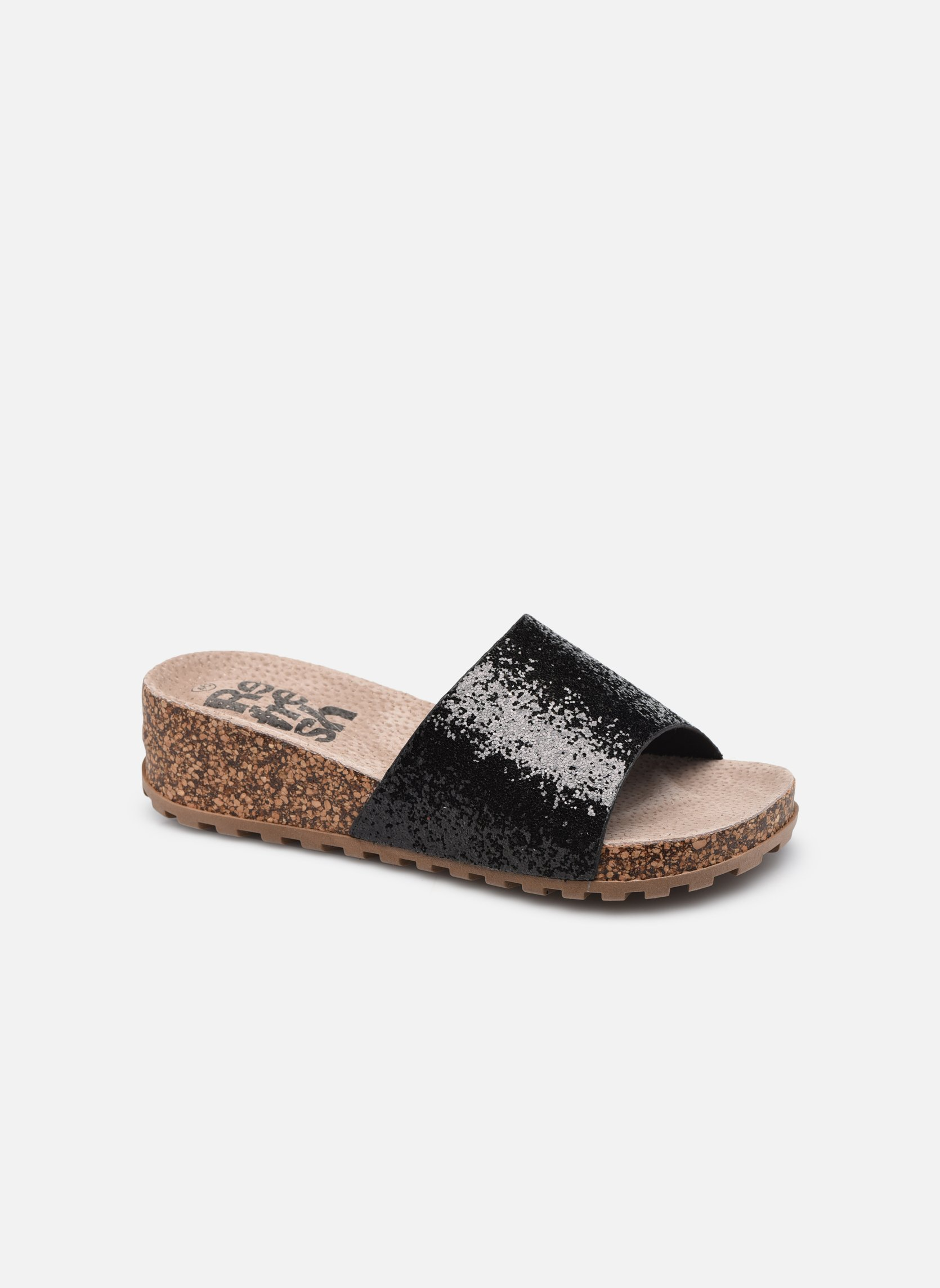 Mules & clogs Refresh Baille Black detailed view/ Pair view