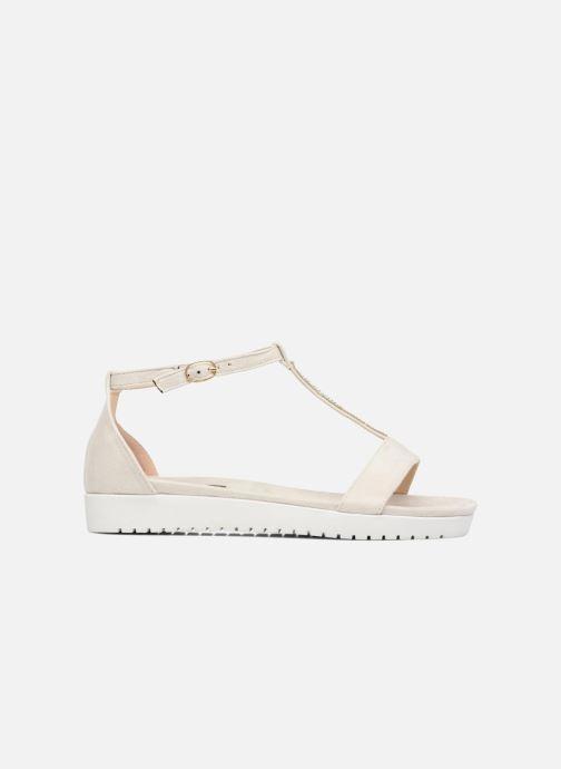 Sandales et nu-pieds Refresh Jovi Blanc vue derrière