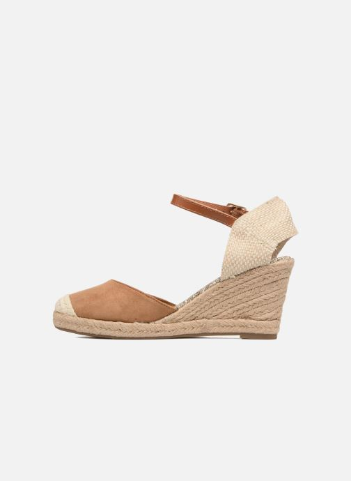 Espadrilles Refresh Malo Marron vue face
