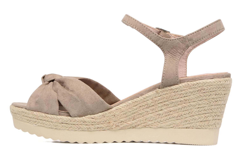 Sandali e scarpe aperte Refresh Wizin Marrone immagine frontale