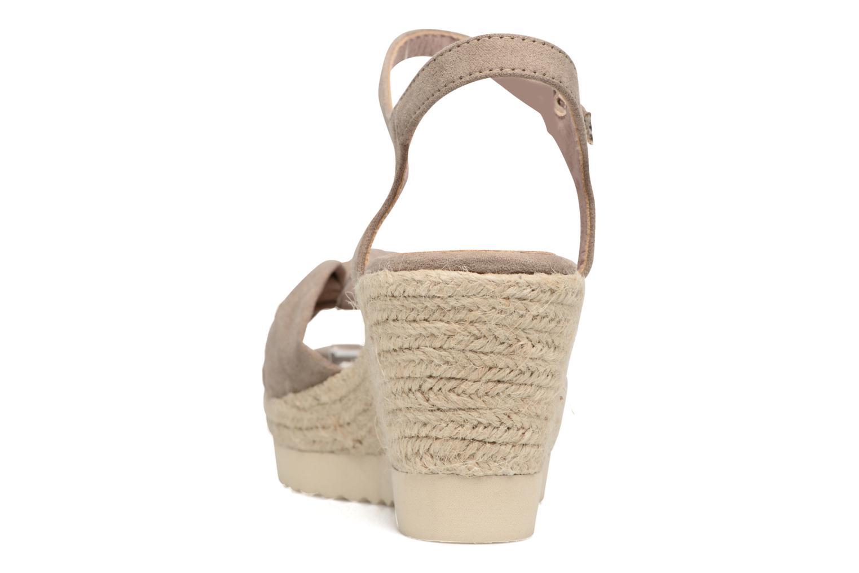 Sandali e scarpe aperte Refresh Wizin Marrone immagine destra