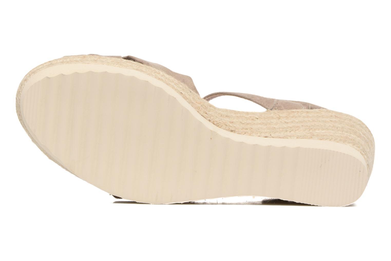 Sandali e scarpe aperte Refresh Wizin Marrone immagine dall'alto