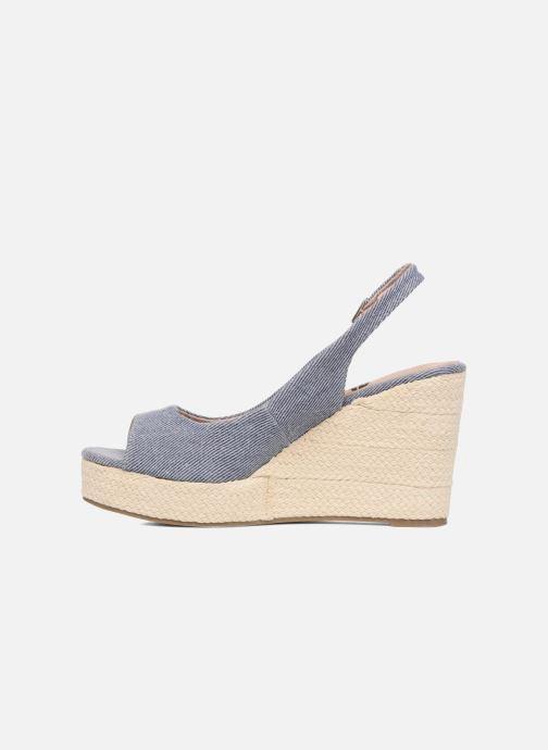 Sandales et nu-pieds Refresh Acma Bleu vue face