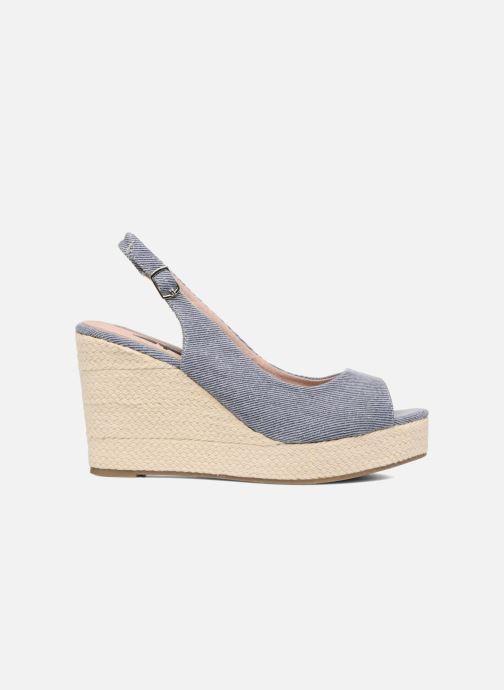 Sandales et nu-pieds Refresh Acma Bleu vue derrière