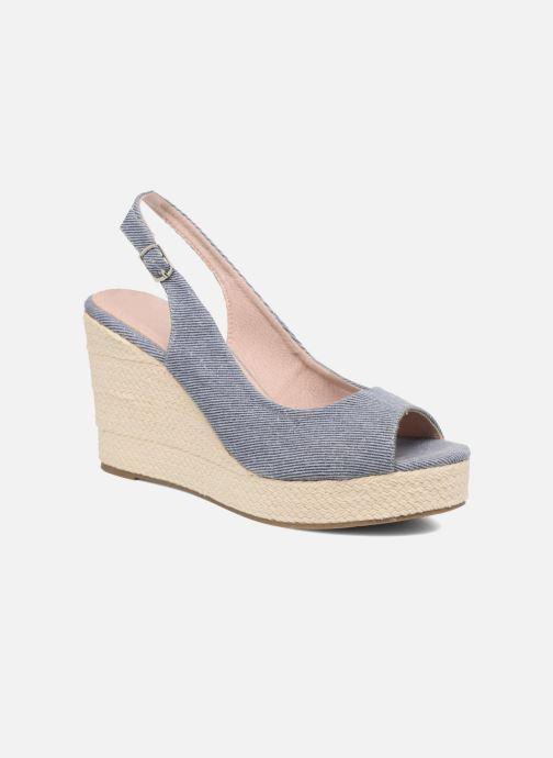 Sandales et nu-pieds Refresh Acma Bleu vue détail/paire