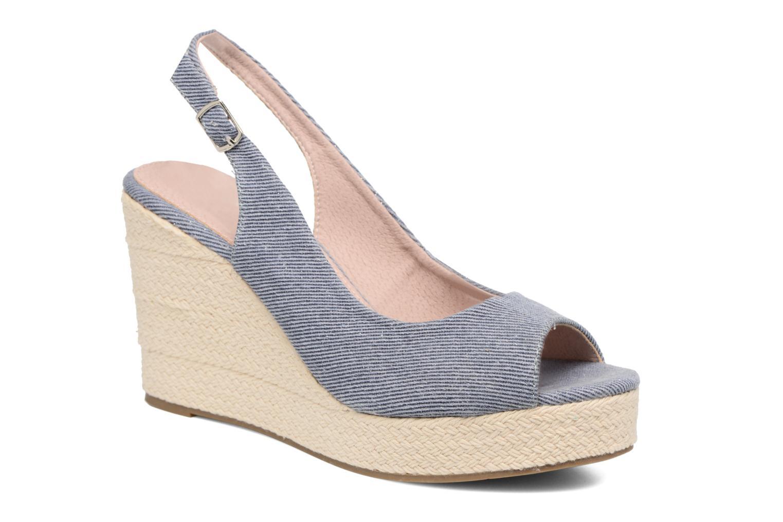 Sandalen Refresh Acma Blauw detail