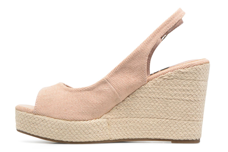Sandals Refresh Acma Beige front view