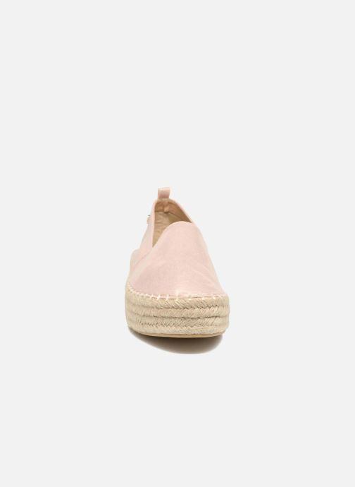 Espadrilles Refresh Sket Beige vue portées chaussures