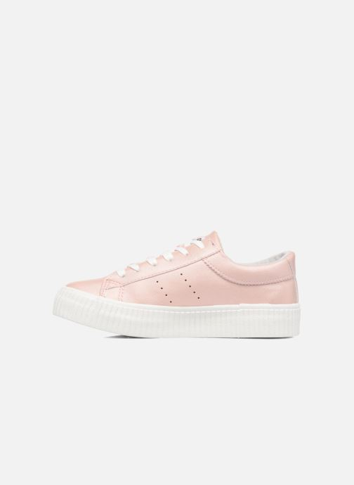 Sneakers Refresh Opié Rosa immagine frontale