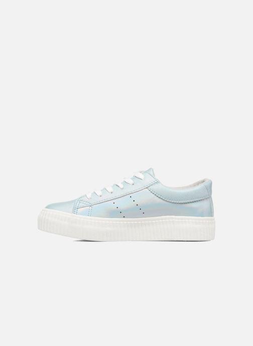 Sneaker Refresh Opié blau ansicht von vorne