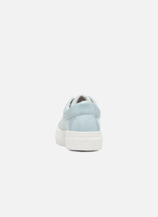 Baskets Refresh Opié Bleu vue droite