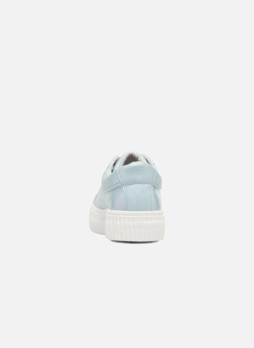 Sneakers Refresh Opié Azzurro immagine destra