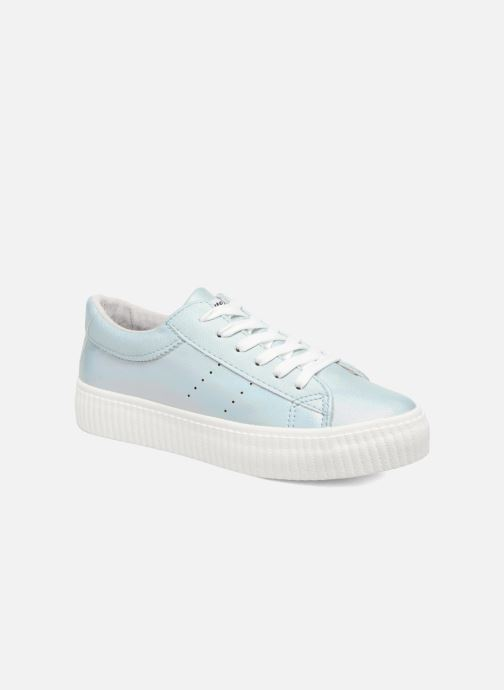 Sneakers Refresh Opié Blauw detail